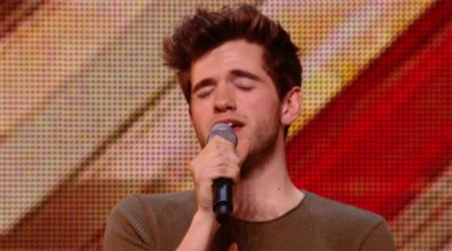 Simon Lynch sorprende al jurado de 'The X Factor' cantando a Beyoncé