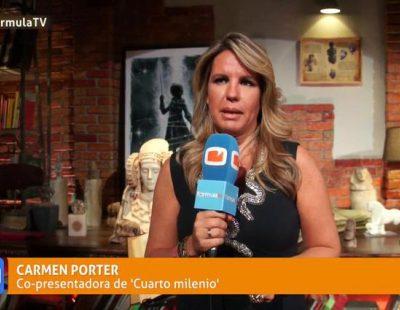 """Carmen Porter: """"Hay conclusiones que hacen plantearnos si Félix Rodríguez de la Fuente era molesto para la sociedad"""""""