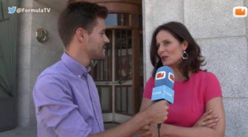 "Aitana Sánchez-Gijón ('Velvet'): ""Tengo carácter y un punto autoritario, pero yo soy más simpática que Doña Blanca"""