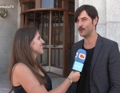 """Javier Rey ('Velvet'): """"Mateo tendrá enfrentamientos con alguno de los nuevos personajes pero luchará por lo que es suyo"""""""