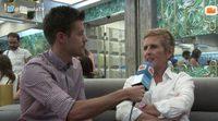 8 exconcursantes de 'Gran hermano' entrevistan a Mercedes Milá