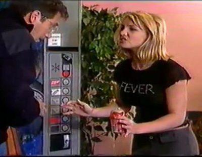 Britney Spears visitó a Nacho y Alicia en 'Médico de familia'