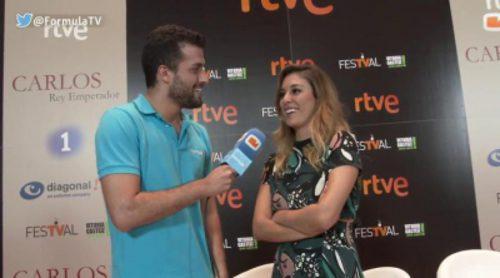 """Blanca Suárez: """"Ojalá se me presentase una oportunidad como a Miguel Ángel Silvestre en 'Sense 8'. La vida está para arriesgar"""""""
