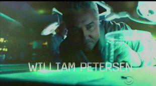 Trailer del capítulo final de 'CSI: Las Vegas' con la vuelta de Grissom