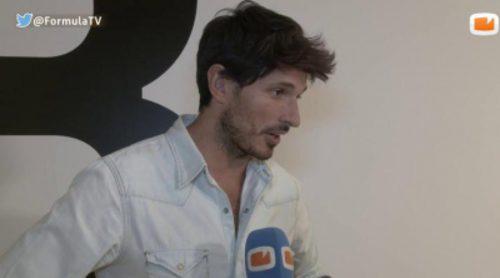 """Andrés Velencoso: """"Creo que 'B&b' va a ser todo un éxito. Tengo ganas de ver la reacción de la audiencia"""""""