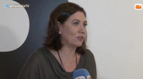 """Luisa Martín: """"En 'B&b' quería hacer una profesión parecida a la de 'Médico de familia' pero que no tuviera nada que ver"""""""