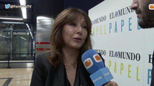 ¿Piensa Ana Rosa que Mariló Montero debe dimitir tras la polémica del Toro de la Vega?