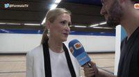"""Cristina Cifuentes: """"Telemadrid tiene que volver a ser esa TV pública que veían los madrileños"""""""
