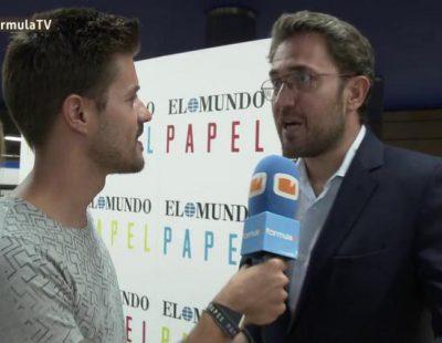 """Màxim Huerta: """"Los rumores de mi fichaje por 'La mañana', en este caso no han sido la antesala de la noticia"""""""
