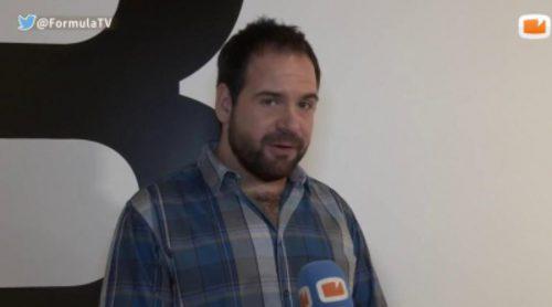 """Jorge Usón ('B&b'): """"Estoy pendiente de la audiencia y las opiniones porque así sabes si va a tener continuidad tu trabajo"""""""