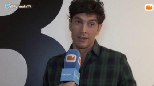 """Cristóbal Suárez: """"Con el final de esta temporada de 'B&b' se puede cerrar la serie o continuar con un salto muy potente"""""""