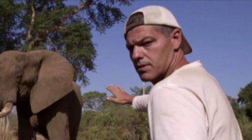 Discovery MAX empieza a promocionar el regreso de 'Wild Frank'