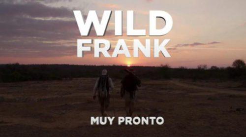 Frank Cuesta regresa a África en 'Wild Frank' junto a Darran