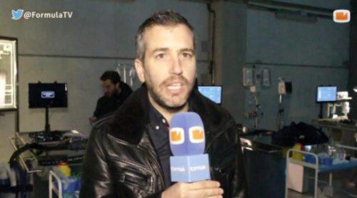 """Manuel Sanabria: """"'Rabia' es una mezcla entre 'The Walking Dead' y 'Perdidos'"""""""