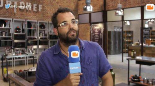"""Rubén Oliva, director de 'Top Chef': """"Pese a estar pensadas al milímetro, los cocineros siguen sorprendiendo en cada prueba"""""""