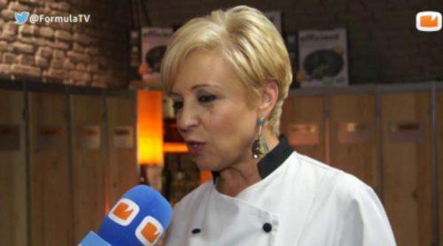 """Susi Díaz sobre la quinta expulsión de 'Top Chef': """"La prueba era bastante dura, pero Carlos tenía mucho más que decirnos"""""""
