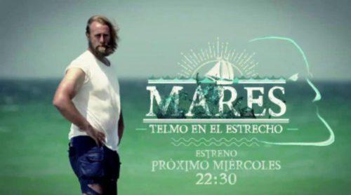 Promo de 'Mares, Telmo en el Estrecho', la nueva producción de Molinos de Papel para Discovery MAX