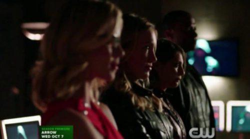 'Arrow' lanza una nueva promo de la 4ª temporada con Green Arrow y su heroico equipo en acción