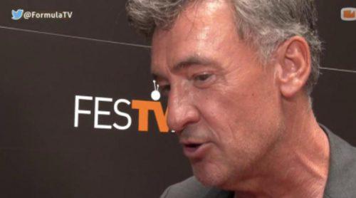 """Francis Lorenzo: """"Volvería al Azcona de 'Compañeros', pero como director del colegio"""""""