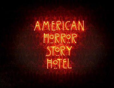 La impresionante cabecera de 'American Horror Story Hotel'