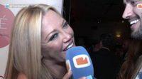 El mensaje de Belén Esteban a un usuario de FormulaTV.com tras su incondicional apoyo durante 'GH VIP'