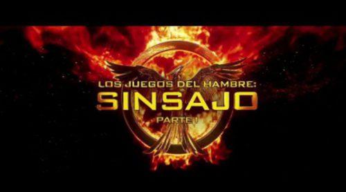"""'El peliculón' estrena """"Los juegos del hambre: Sinsajo (parte 1)"""" este domingo 29 de noviembre a las 22:10"""