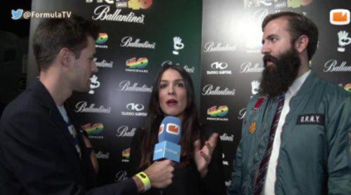 """Lorena Castell: """"No estoy en 'Zapeando' porque no lo podía compatibilizar con 'Yu' (Los 40 Principales)"""""""