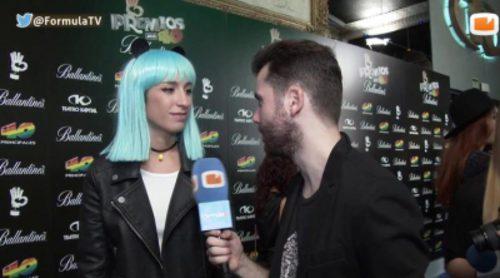 """Lucy Paradise: """"Iría a Eurovisión con algo con influencias K-Pop, muy pegadizo y visual"""""""