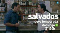 Pablo Iglesias y Albert Rivera deciden qué ponerse para su visita a 'Sálvados'