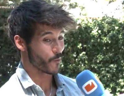 """Diego Martínez: """"Espero que no me tengan solo como un chico que se quita la camiseta"""""""