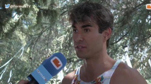 """Daniel Muriel: """"Me encantaría volver a trabajar con Miren Ibarguren, hubo algo entre manos, pero no cuajó"""""""