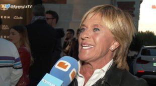 """Chelo García Cortés: """"No me veréis en 'GH VIP', mi gran sueño es 'Supervivientes'"""""""