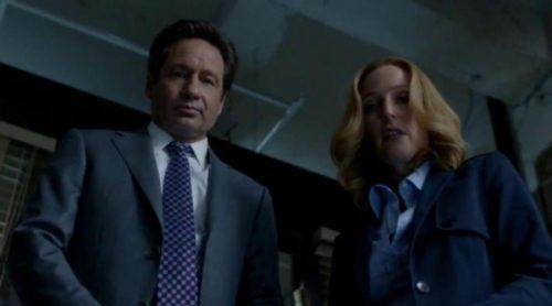 """""""La verdad sigue ahí fuera"""", nueva promo del regreso de 'The X Files'"""