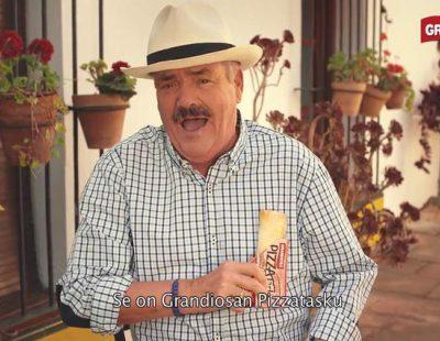 """""""El risitas"""" protagoniza un anuncio de pizza en Finlandia"""
