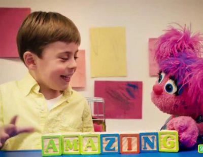"""""""The Amazing Song"""" es la iniciativa de 'Barrio Sésamo' por la visibilidad de los niños con autismo"""