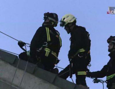 """Promo de 'Bomberos, Alcorcón: """"Darían su vida por salvar la tuya. Es su trabajo"""""""