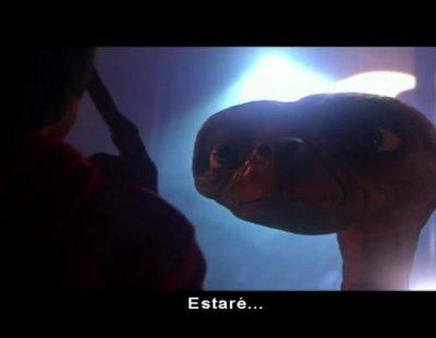 """Disney Channel reemite este viernes 23 de octubre """"E.T., el extraterrestre"""""""