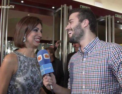 """Silvia Jato: """"No he visto 'Pasapalabra' con Christian Gálvez"""""""