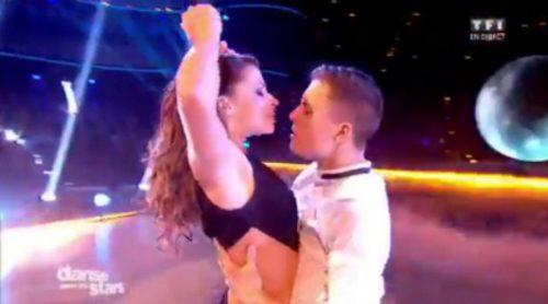 Loïc Nottet (Eurovisión 2015) se estrena en Francia como bailarín en la nueva edición de 'Mira quién baila'
