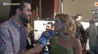 """Maggie Civantos: """"Me gustaría tener a Victoria Abril como aliada de Macarena en 'Vis a vis'"""""""