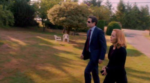 Mulder luce torso en la nueva promo del regreso de 'Expediente X'