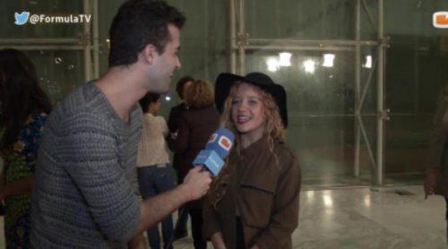 """Así es ahora Carlota García: """"Me hubiese gustado acabar siendo la mala de 'El internado'"""""""