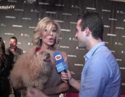 """Bibiana Fernández: """"Maite todo lo que tenía que hacer en 'GH' ya lo ha hecho, ahora que lo haga en discotecas"""""""