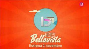 Promo de 'Hotel Bellavista', la nueva serie que IB3 estrenará el 1 de noviembre en prime time