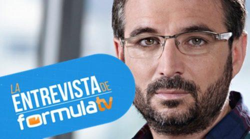 """Jordi Évole: """"No me siento cómodo con la exhibición de banderas. En Cataluña últimamente se exhibe demasiado"""""""