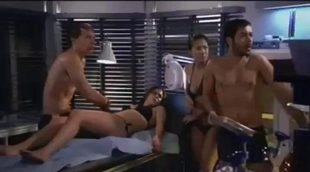 Un fragmento de 'El Barco' es confundido con una escena porno