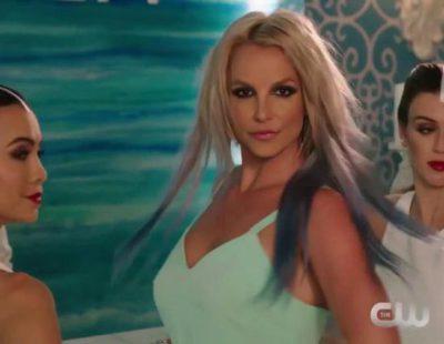 Primeras imágenes de Britney Spears en 'Jane the virgin'