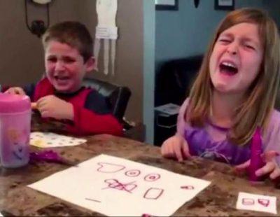 Los padres les dicen a sus hijos que se han comido todos sus caramelos de Halloween: Edición 2015