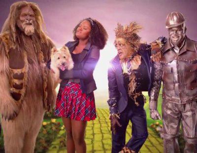 Así lucen Dorothy y sus amigos en el primer avance del musical de la NBC 'The Wiz Live!'