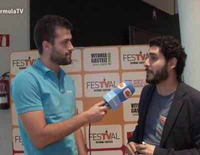 """Pablo Abelenda: """"'Constructor a la fuga' es algo completamente nuevo, no se ha visto nunca en televisión"""""""